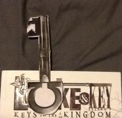 My Nametag: Luke (&Key)