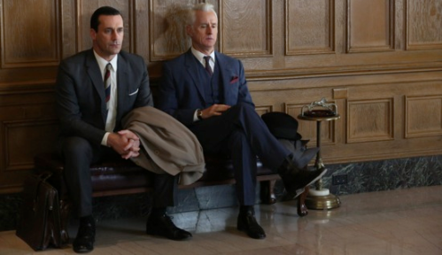Mad Men - For Immediate release
